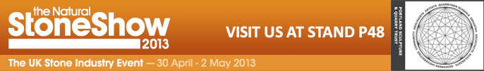 visit us at the stoneshow 2013 on stand P48